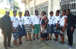 Cote D'Ivoire Singers