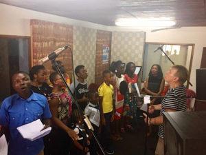 Studio Vocals